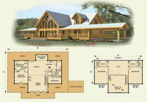 Log Home Floor Plans with Garage Log Home Floor Plans with Loft and Garage Home Deco Plans