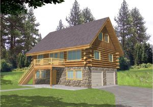 Log Home Floor Plans with Garage Small Log Cabin Floor Plans Log Cabin Home Floor Plans