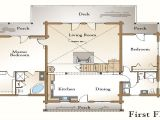 Log Home Floor Plans with Loft and Basement Log Home Plans with Open Floor Plans Log Home Plans with