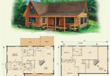 Log Home Floor Plans with Loft and Garage Cabin Floor Loft with House Plans Dogwood Ii Log Home