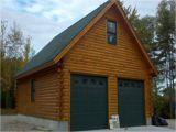 Log Home Floor Plans with Loft and Garage Log Home with Garage Log Home Plans with Loft Log Home