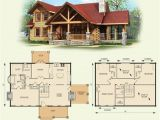 Log Home Floor Plans with Loft and Garage New 4 Bedroom Log Home Floor Plans New Home Plans Design
