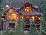 Log Home House Plans Designs Luxury Log Home Plans with Bold Natural Accents Ideas 4