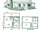 Log Home Kit Floor Plans Cabin Home Plans with Loft Log Home Floor Plans Log