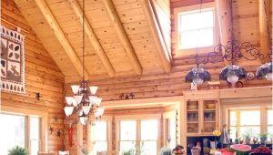 Log Home Open Floor Plans Open Floor Plans Real Log Style