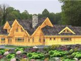 Log Home Plans Canada Log Post and Beam Package Kettlewell Log Home Plans