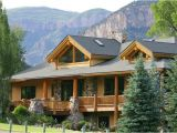 Log Home Plans Colorado Luxury Mountain Log Home Plans Clinetop Ranch Waterfront