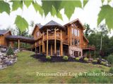 Log Home Plans Maine Milled Log Home In Maine Mckinley Log Home Floor Plan by
