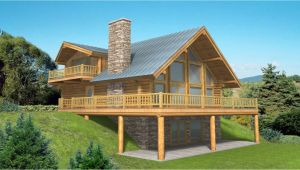 Log Home Plans with Basement Log Home Plans with Basement Log Home Plans with Garages