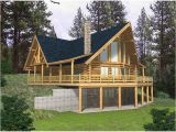 Log Home Plans with Basement Rustic Cabin Plans for Enjoying Your Weekends Away From