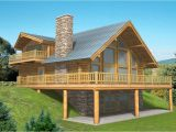 Log Home Plans with Garage Log Home Plans with Basement Log Home Plans with Garages