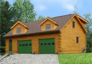 Log Home Plans with Garage Log Home Plans with Garages Log Cabin Garage with