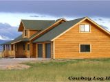 Log Home Plans with Garage Log Home with attached Garage Log Homes with Trusses Log
