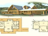 Log Home Plans with Loft Cabin Plans Small Plan Loft Log Home with Cabins Lofts and