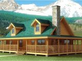 Log Home Plans with Pictures the Best Of Log Cabin House Plans with Wrap Around Porches
