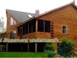 Log Home Plans with Walkout Basement Live the Log Home Lifestyle Crockett Log Homes Plans Kits