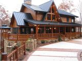 Log Home Plans with Walkout Basement Rustic House Plans with Wrap Around Porches Click Here