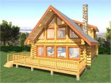 Log Homes Plans Log Home Package Copper island Plans Designs