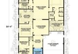 Long and Narrow House Plans Long and Narrow 32220aa Architectural Designs House