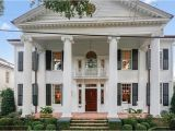 Louisiana Home Design Plan Neoclassical Revival Style Home In New orleans Louisiana