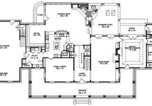 Louisiana Style Home Plans 653901 1 5 Story 4 Bedroom 3 5 Bath Louisiana
