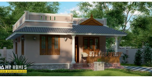 Low Budget Home Plans In Kerala Small Budget House Plans Kerala