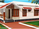 Low Budget Home Plans Low Cost Kerala Home Design Square Feet Architecture