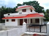 Low Budget Homes Plans In Kerala Low Budget Kerala Beautiful Home Design Home Pictures