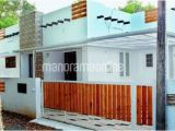 Low Cost Home Plan Cute Looking Budget Kerala 2 Bedroom Home Design and Plan