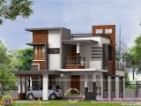 Low Cost Home Plans In Kerala Low Cost Contemporary House Kerala Home Design and Floor