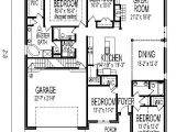 Low Cost House Designs and Floor Plans Low Cost 4 Bedroom House Plans Homes Floor Plans