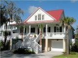 Low Country Beach House Plans 54 Best Elevated Floor Plans Beach Images On Pinterest
