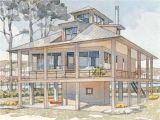 Low Country Beach House Plans Style Tidewater Nantucket Low Country House Plans