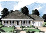 Low Country House Plans with Porches Eplans Low Country House Plan Long Covered Porch 1500