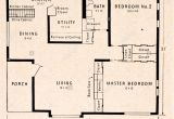 Lustron Homes Floor Plans Floor Plans for the Prefabricated Enameled Steel Sided