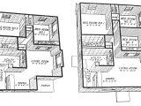 Lustron Homes Floor Plans Standard Floorplans for the Lustron Credit Lustron