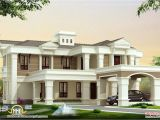 Luxurious Home Plans February 2012 Kerala Home Design and Floor Plans