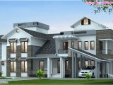 Luxurious Home Plans January 2013 Kerala Home Design and Floor Plans