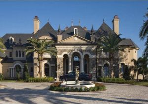 Luxury Castle Home Plans Luxury Home Plans European French Castles Villa and