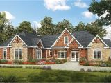 Luxury Craftsman Home Plans One Level Luxury Craftsman Home 36034dk Architectural