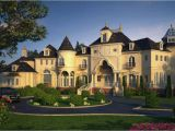 Luxury Dream Home Plans Castle Luxury House Plans Manors Chateaux and Palaces In