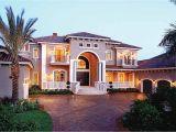 Luxury Dream Home Plans Large Mediterranean House Plans Mediterranean Style Home