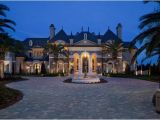 Luxury Dream Home Plans Showcase Beautiful French Country Chateau Luxury House Plans