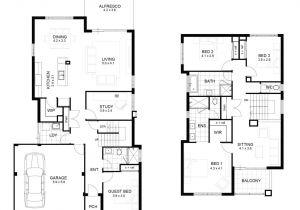 Luxury Floor Plans for New Homes Luxury Sample Floor Plans 2 Story Home New Home Plans Design