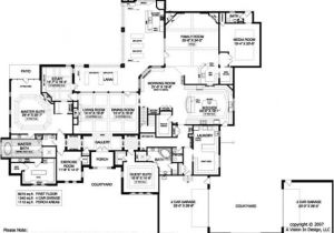 Luxury Floor Plans for New Homes Popular Luxury Mansion Floor Plans with Home Plan 134