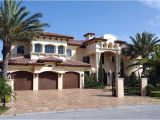 Luxury Florida Home Plans Luxury Home with 6 Bdrms 7100 Sq Ft Floor Plan 107 1085