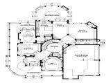 Luxury Home Design Floor Plans Small Luxury Floor Plans