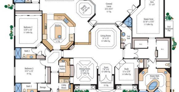 Luxury Home Design Plan Luxury Home Floor Plans House Plans Designs