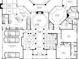 Luxury Home Design Plan Luxury Home Floor Plans with Pictures Architectural Designs