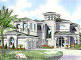 Luxury Home Plan Designs Luxury Mediterranean House Plan 32058aa Architectural